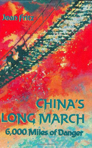 China's Long March: Jean Fritz