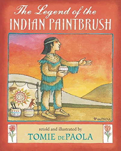 9780399215346: The Legend of the Indian Paintbrush