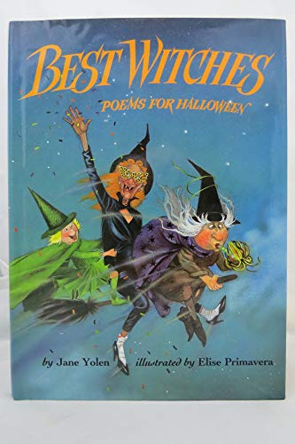 Best Witches; Poems for Halloween