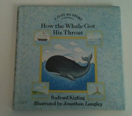 9780399215520: How the Whale Got His Throat