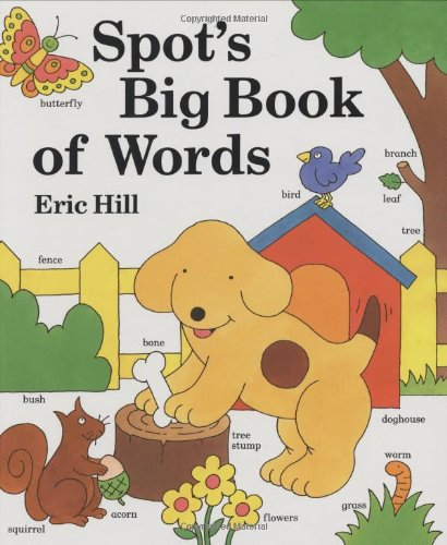 9780399215636: Spot's Big Book of Words