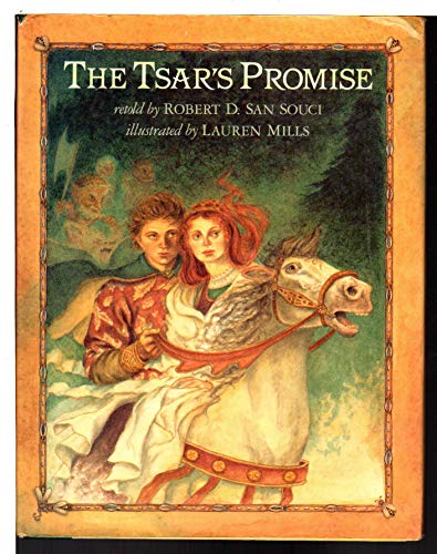 9780399215810: The Tsar's Promise: A Russian Tale