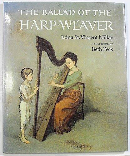 9780399216114: The Ballad of the Harp-Weaver