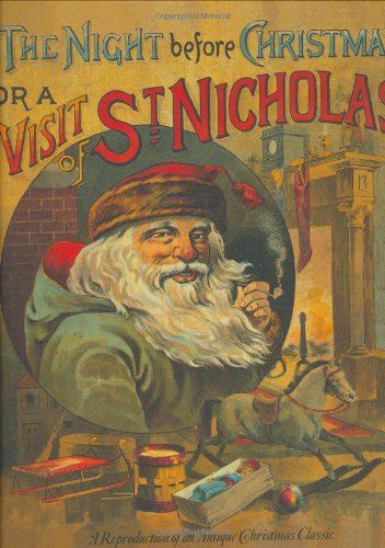 9780399216145: The Night Before Christmas or A Visit From St. Nicholas (An Antique Reproduction)