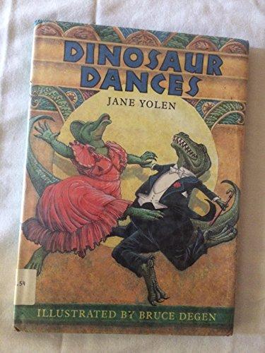Dinosaur Dances (signed): Yolen, Jane
