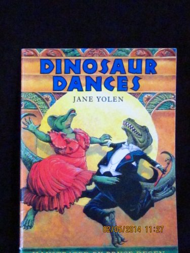 9780399216299: Dinosaur Dances