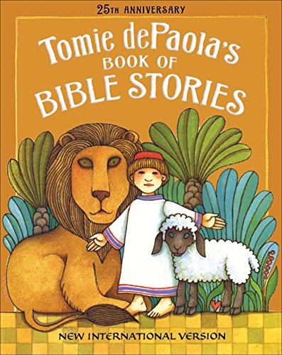 Tomie dePaola's Book of Bible Stories [signed by author]