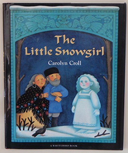 9780399216916: The Little Snowgirl