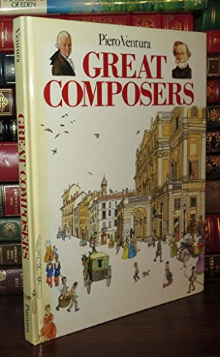 9780399217463: Great Composers