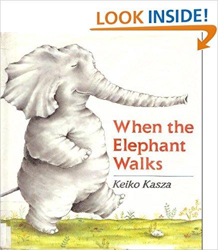 9780399217555: When the Elephant Walks