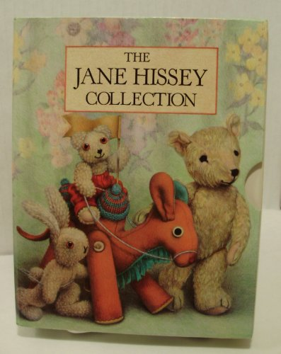 9780399217586: The Jane Hissey Collection: Little Bear Lost/Little Bear's Trousers/Old Bear/Boxed Set