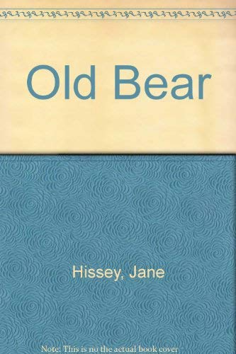 Old Bear Mini (0399217592) by Jane Hissey