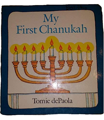 9780399217807: My First Chanukah