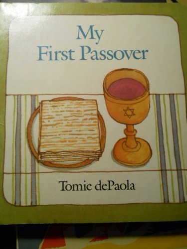 9780399217845: My First Passover