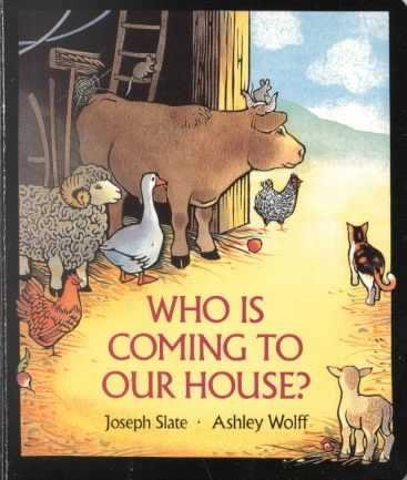 9780399217906: Who Is Coming to Our House? (Sandcastle Book)