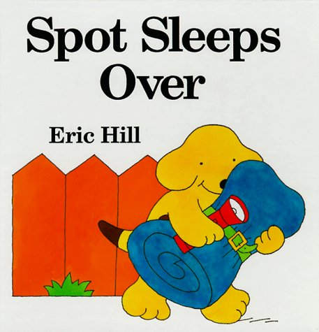 9780399218156: Spot Sleeps Over
