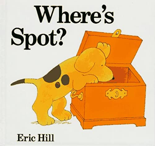 9780399218224: Where's Spot? mini