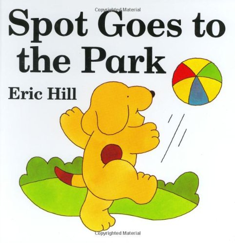 9780399218330: Spot Goes to the Park