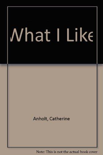 9780399218637: What I Like