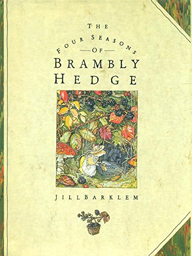 9780399218699: The Four Seasons of Brambly Hedge