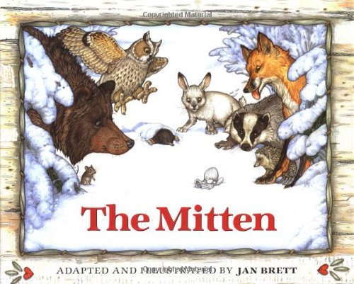 9780399219207: The Mitten: A Ukrainian Folktale