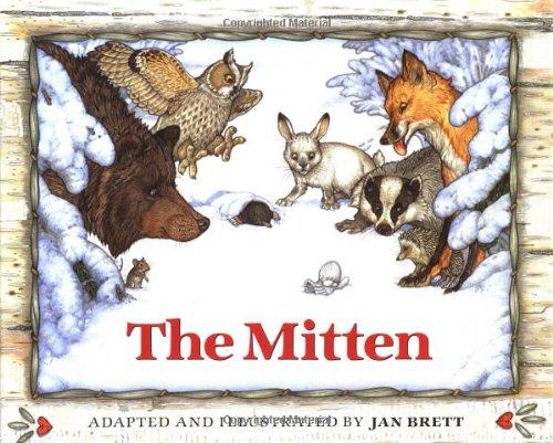 9780399219207: The Mitten