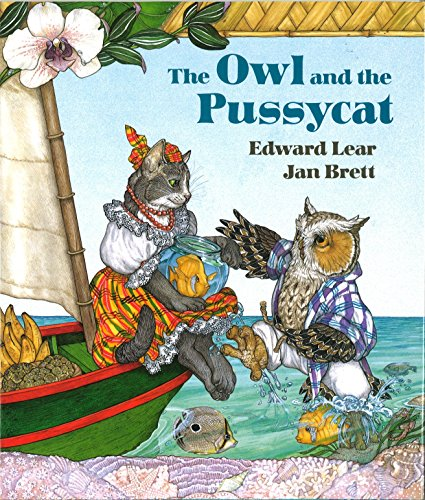The Owl and the Pussycat: Edward Lear