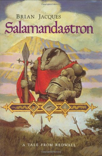 Salamandastron (Redwall): Jacques, Brian