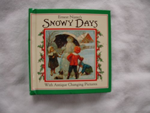 Snowy Days (0399219978) by Ernest Nister