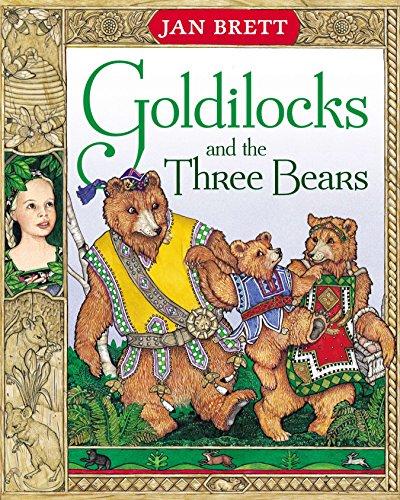 9780399220333: Goldilocks and the Three Bears