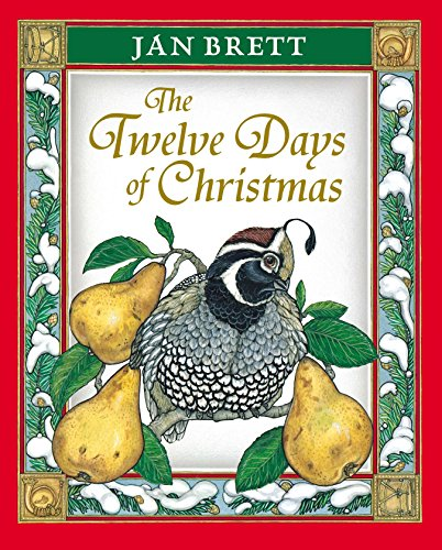9780399220371: The Twelve Days of Christmas