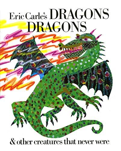 9780399221057: Eric Carle's Dragons, Dragons