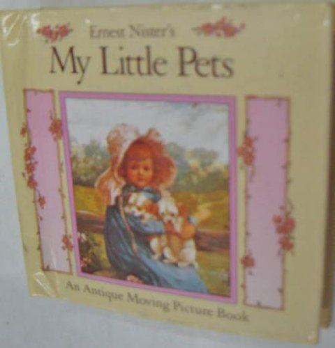 9780399221095: My Little Pets (Tiny Pull-the-Tab Book)