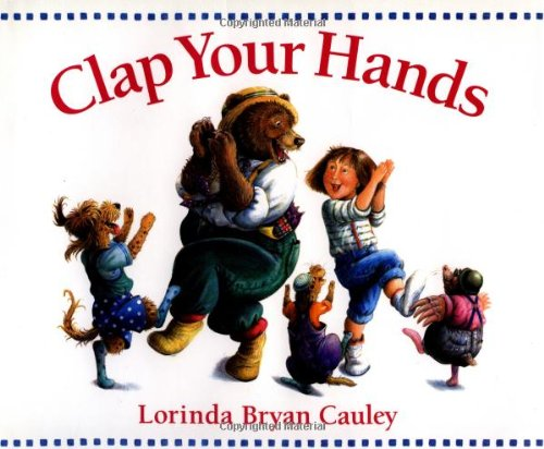 9780399221187: Clap Your Hands