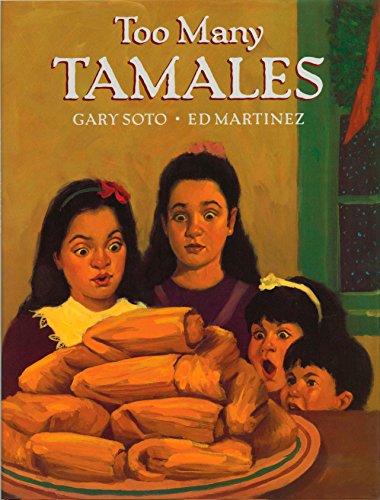 Too Many Tamales: Gary Soto
