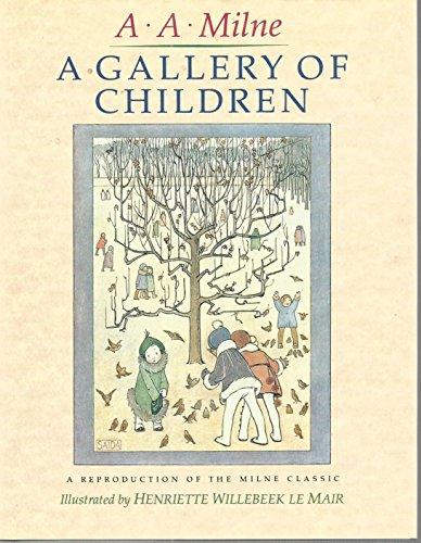 9780399221668: Gallery of Children