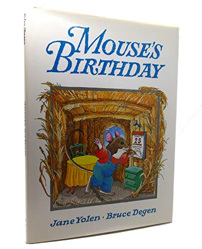 9780399221897: Mouse's Birthday
