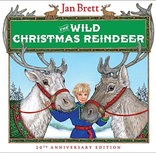 The Wild Christmas Reindeer: Brett, Jan