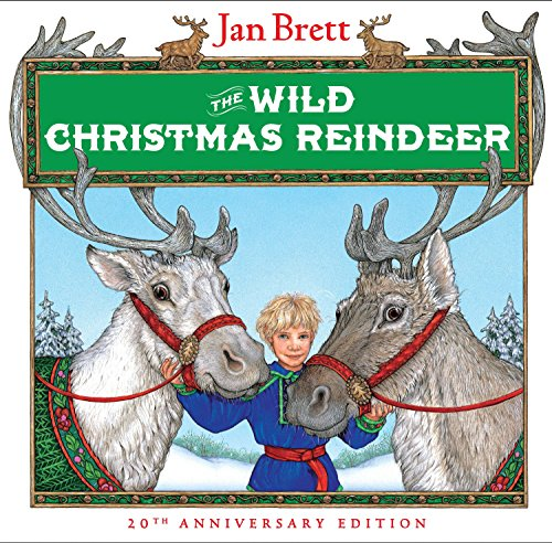 9780399221927: The Wild Christmas Reindeer
