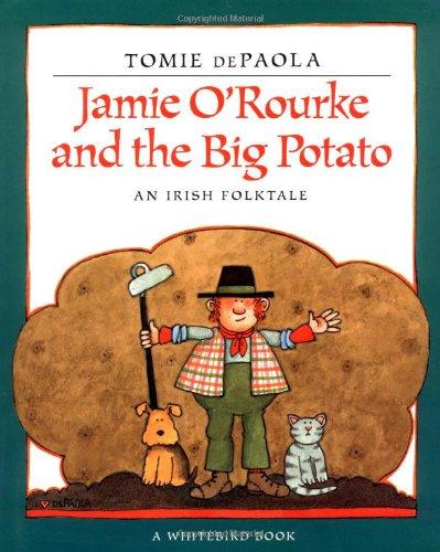 9780399222573: Jamie O'Rourke and the Big Potato