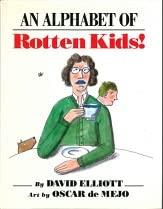 9780399222603: Alphabet Rotten Kids