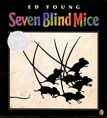 9780399222610: Seven Blind Mice (Caldecott Honor Book)