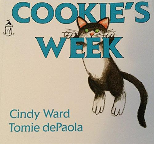 9780399224065: Cookie's week (sandcastle)