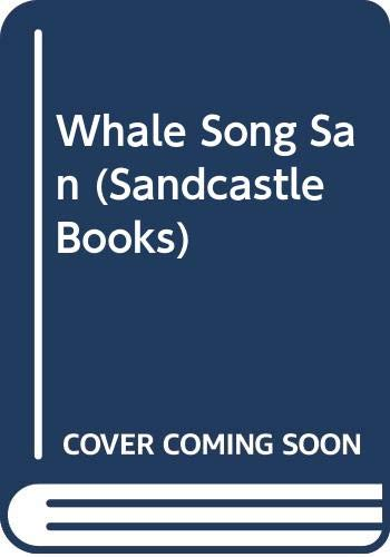 9780399224089: Whale Song (Sandcastle Books)