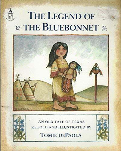 9780399224119: Legend of the Bluebonnet