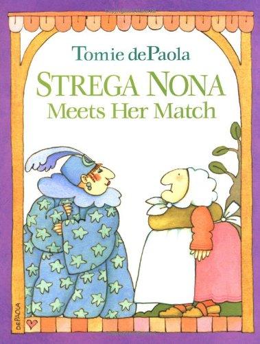 9780399224218: Strega Nona Meets Her Match