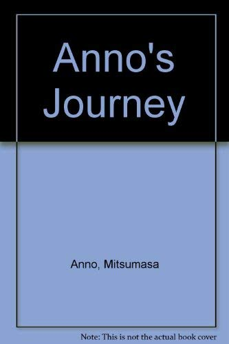 9780399225062: Anno's Journey SAN