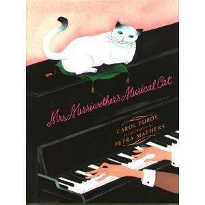 9780399225437: Mrs. merriwether's musical cat