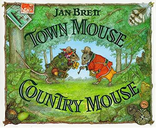 Town Mouse, Country Mouse (SIGNED)