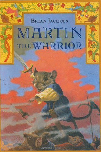Martin the Warrior (Redwall) [Signed]: Jacques, Brian